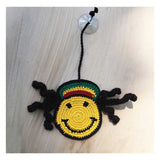 Jamaica Mini Dread Dready Smile Rasta Rastafari Roots Rock Reggae Irie 3.25""