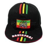 Rastafari Roots Jamaica Urban Flag Hat Ball Cap Reggae Irie Usain Marley 1sz Fit