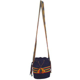 Shoulder Bag Hippie Boho Cotton Reggae Surfer Shoulder Bag Long Strap Handbag