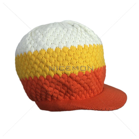 Rasta Rastafari Hat Cap Rastacap Reggae Jamaica Hats Dreadlocks 100% Cotton M/L
