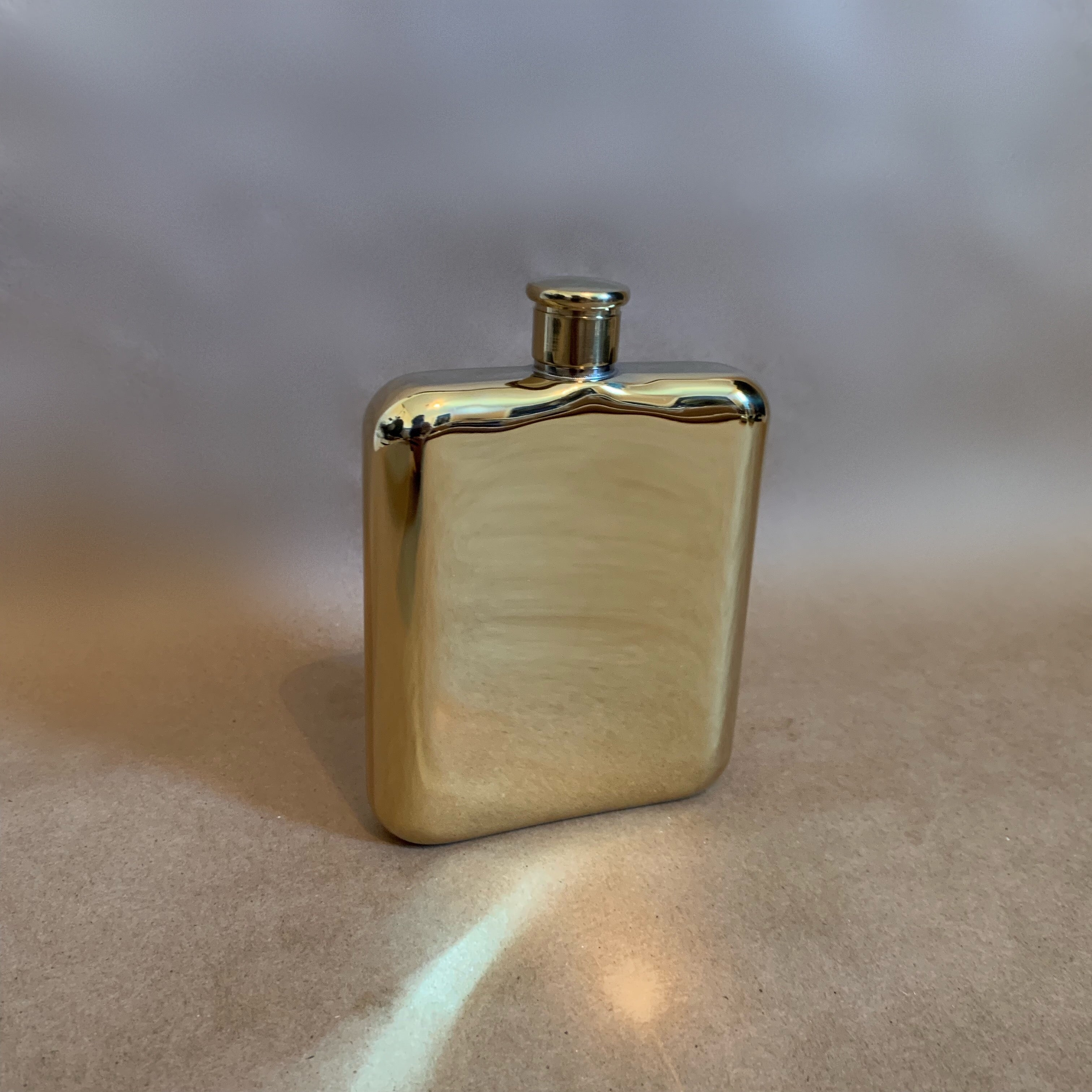 Gold Flask