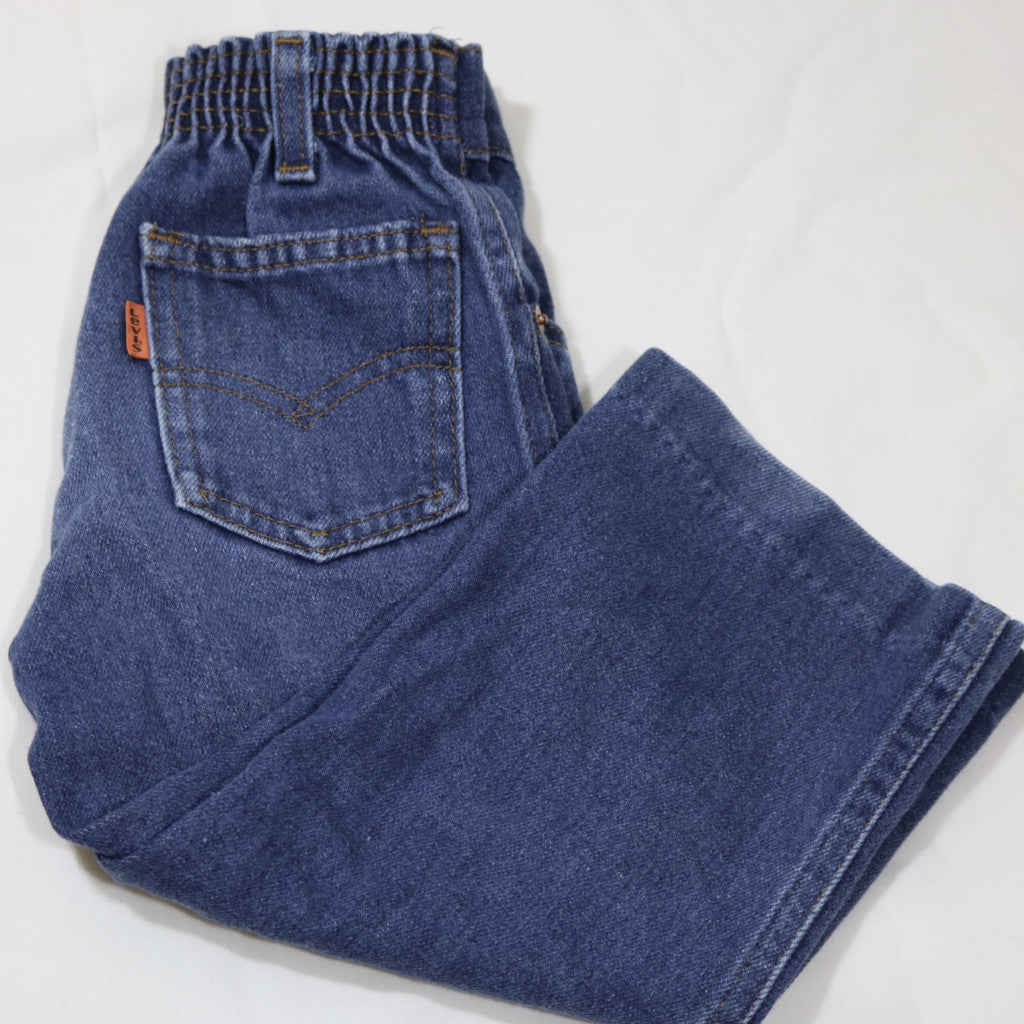 1970 Rare Little Levis, Size 6-12 Month