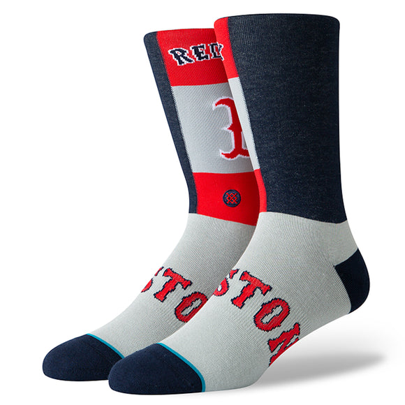 Stance MLB Boston Red Sox Pop Fly Crew Socks