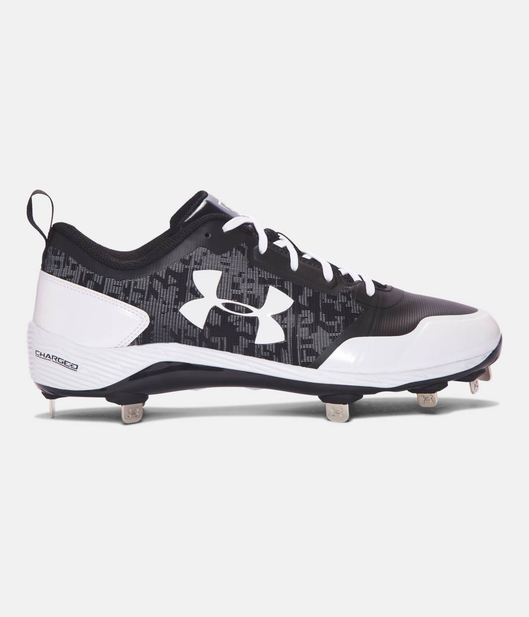 ce32a2811c8e Under Armour Men's Heater Low ST Baseball Cleats   Nutmeg Sporting Goods
