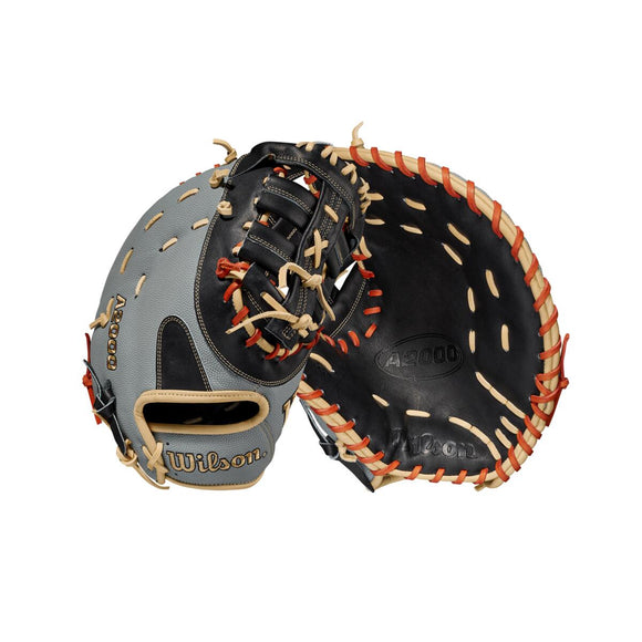 Wilson 2021 A2000 1620SS First Base Baseball Mitt - 12.5