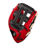 Easton Small Batch Coral Snake #51 C43 Infield Baseball Glove - 12""
