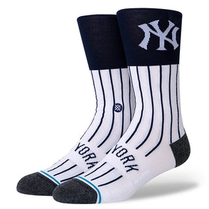 Stance Adult MLB New York Yankees NY Color Socks