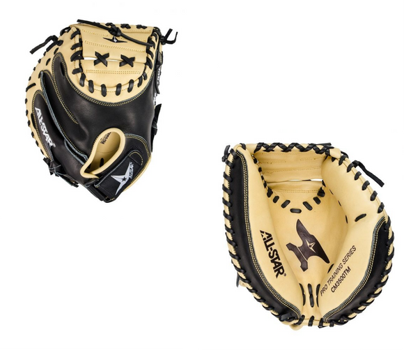 All-Star Anvil™ Weighted Catchers Training Glove - 33.5