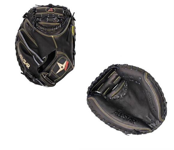 All-Star Pro-Elite CM3000 Baseball Catcher's Mitt - 33.5