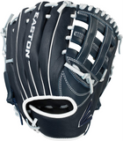 Easton Future Elite Youth FE1100 Navy/White Baseball Glove - 11""