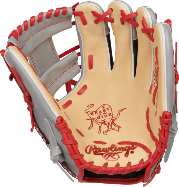 Rawlings January 2021 Gold Glove Club Heart of the Hide PRO204-2CCFG Infield Glove - 11.5""