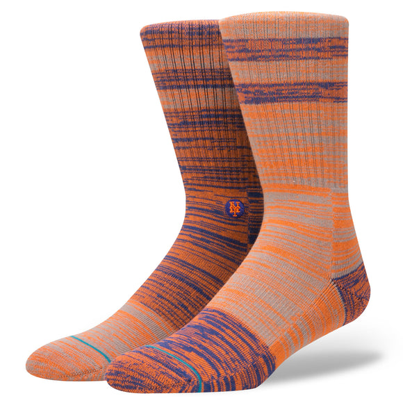 Stance Adult MLB New York Mets Greystone Crew Socks