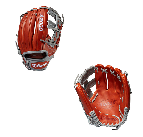 Wilson A2000 Custom 1716 May 2019 Glove Of The Month