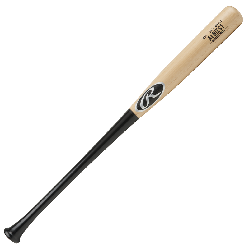 Rawlings Pro Label OA1PL Ozzie Albies Maple Wood Bat (-3)