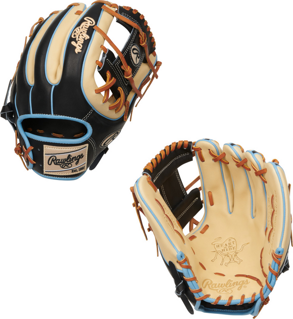 Rawlings 2021 Heart of the Hide PRO315-2CBC Infield Glove - 11.75