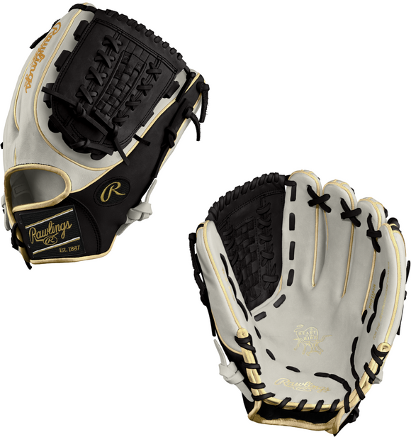 Rawlings Custom Heart of the Hide PRO716SB-18 Pitchers/Infield Fastpitch Glove - 12