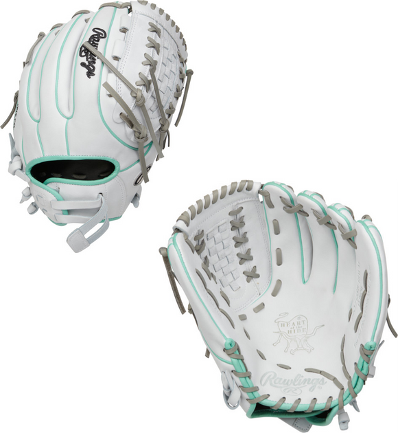 Rawlings 2021 Heart of the Hide Pitchers/Infield Fastpitch Glove - 12