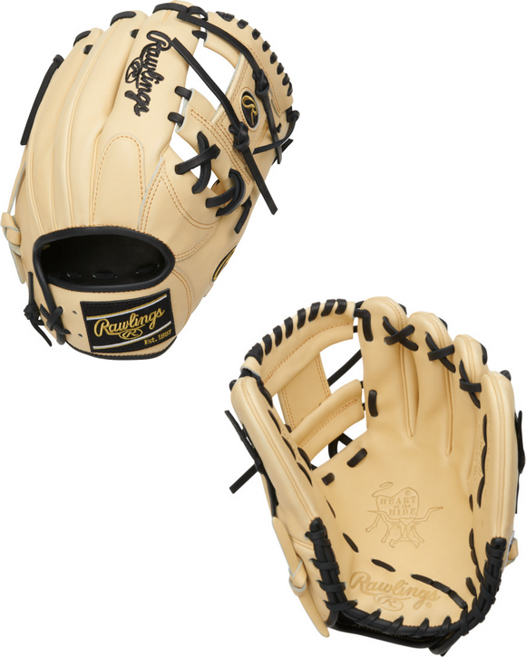 Rawlings 2021 Heart of the Hide PRONP4-2CB Infield Glove - 11.5