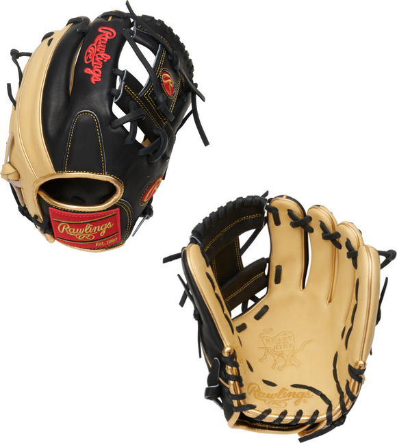 Rawlings 2021 Heart of the Hide R2G Contour Fit PROR204U-2CB Infield Glove - 11.5