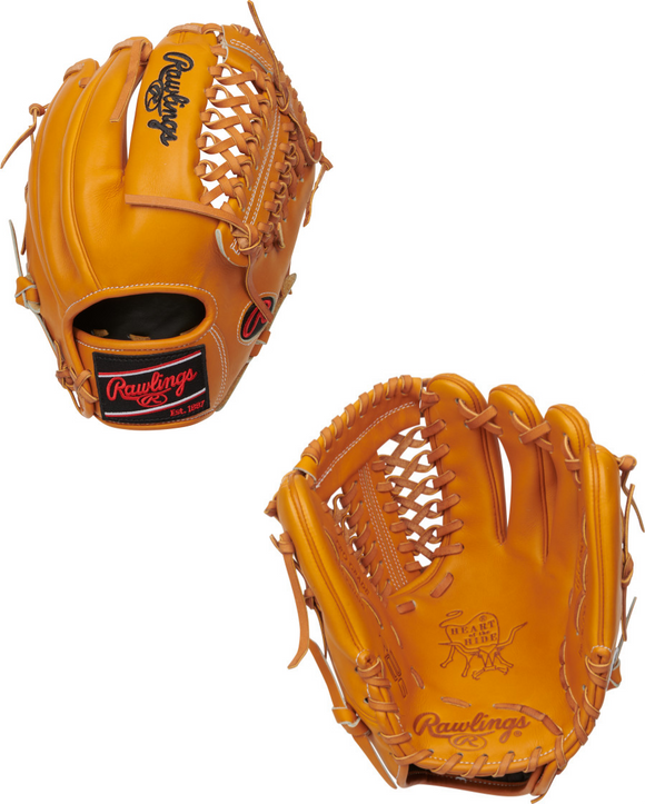 Rawlings 2021 Heart of the Hide PROR205-4T Pitchers/Infield Glove - 11.75