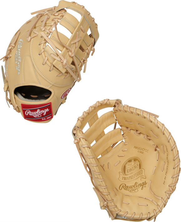 Rawlings 2021 Pro Preferred PROSDCTCC 1st Base Baseball Mitt - 13