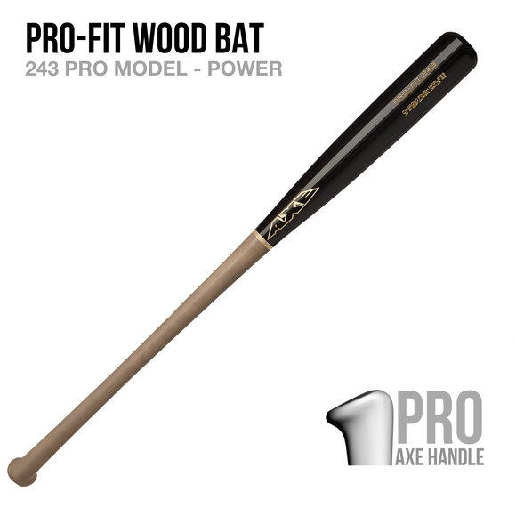Axe Bat Pro-Fit 243 Baseball Bat With Pro Axe Handle