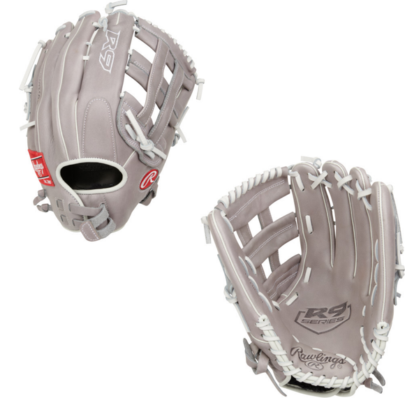 Rawlings R9 Series Fastpitch Outfield Glove - 13