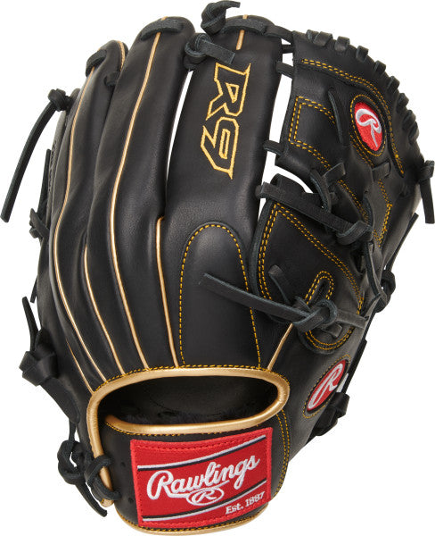 Rawlings R9206-9BG Pitchers/Infield Glove - 12""