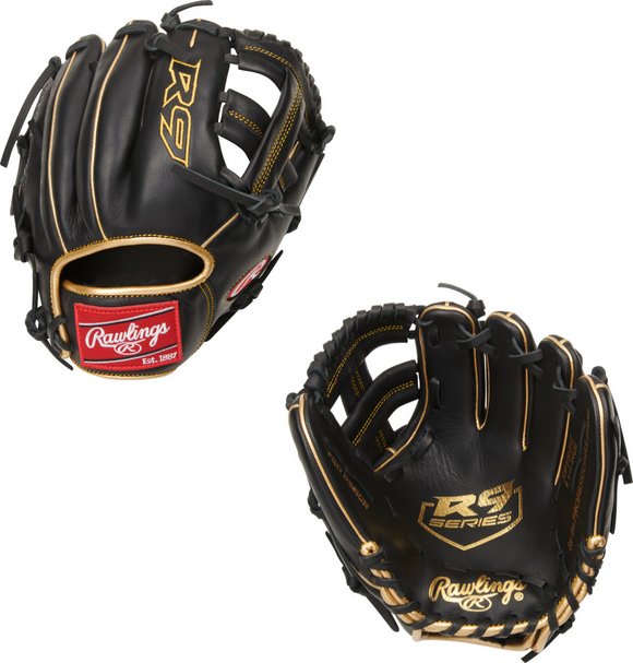 Rawlings R9 R9TRBG Training Mitt - 9.5