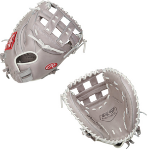 Rawlings R9 Series Fastpitch Catcher's Mitt - 33""