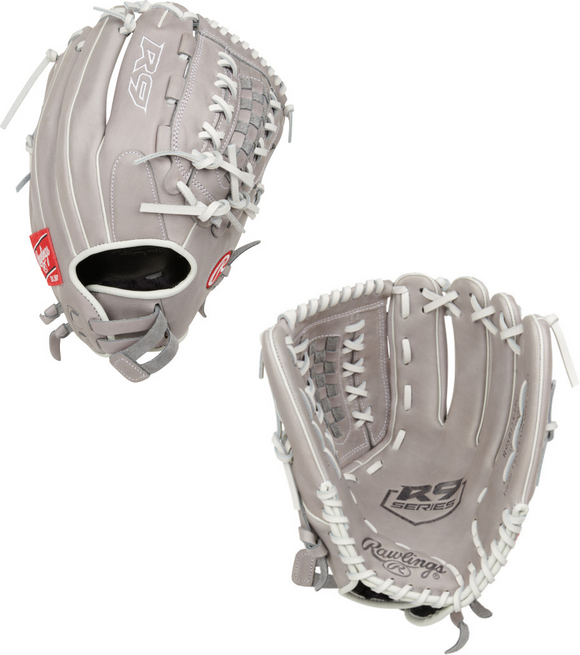 Rawlings R9 Series Fastpitch Outfield Glove - 12.5