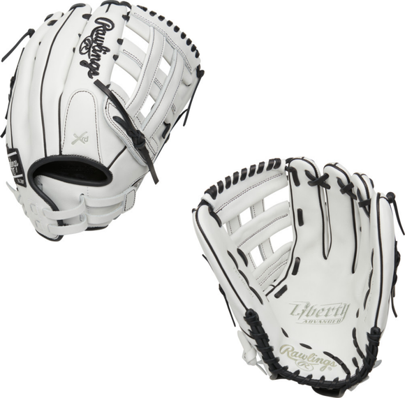 Rawlings 2021 Liberty Advanced Series Outfield Fastpitch Softball Glove - 13