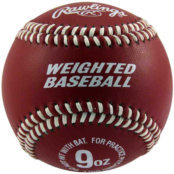 Rawlings Weighted Training 9oz. Baseball