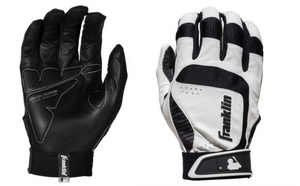Franklin Shok-Sorb Neo Youth Batting Glove White/Black