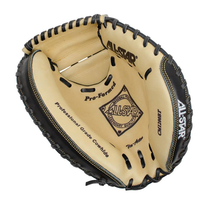All-Star Pro-Comp CM3200SBT Baseball Catcher's Mitt - 33.5""