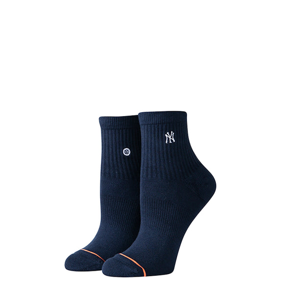 Stance Womens MLB New York Yankees Low Rider Socks
