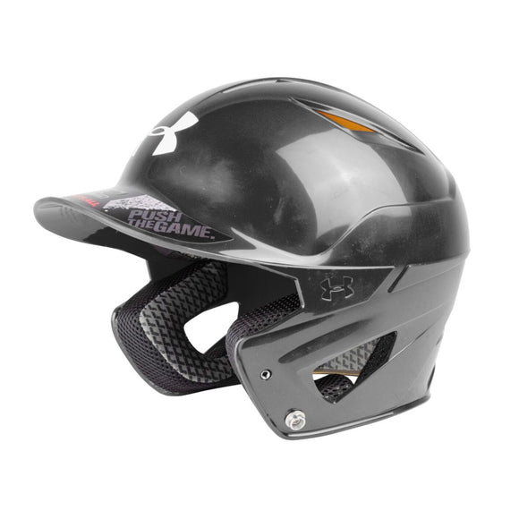 Under Armour UABH2 Baseball/Softball Batter's Helmet Gloss Finish