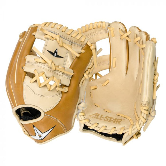 All-Star Pro-Elite I-Web Infield Baseball Glove - 11.5