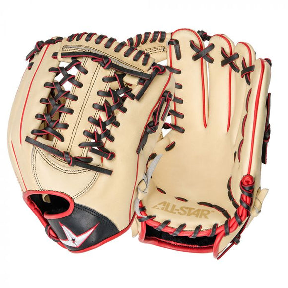 All-Star Pro-Elite Trapeze Infield Baseball Glove - 11.75