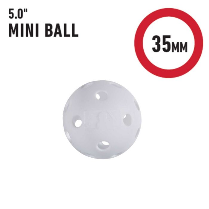 "Franklin 5"" Indestruct-A-Balls Micro Baseball"