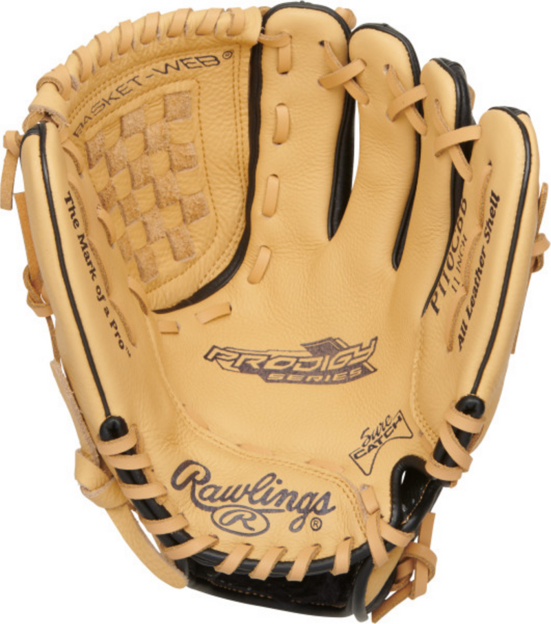 Rawlings Prodigy Youth Baseball Glove - 11""