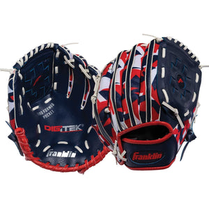 Franklin RTP Performance Digi Camo Tee Ball Glove - 10""