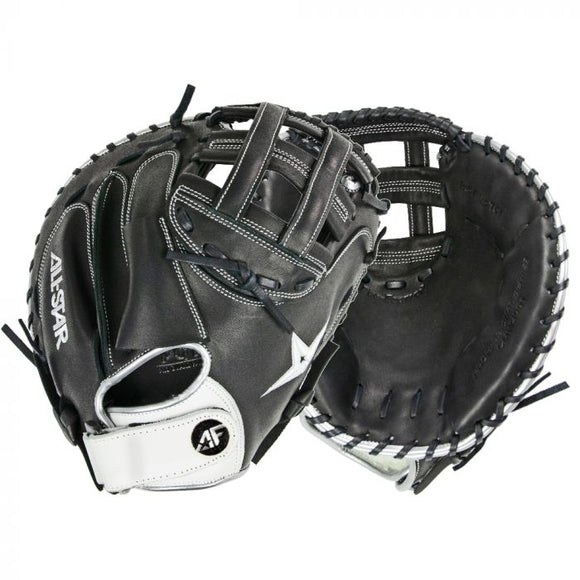 All-Star AF-Elite CMW3001 Fastpitch Softball Catcher's Mitt - 33.5