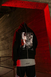 Smash Up Zip Jacket 01