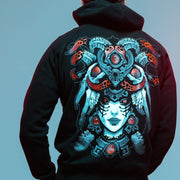 Hel, Goddess of the Underworld Hoodie