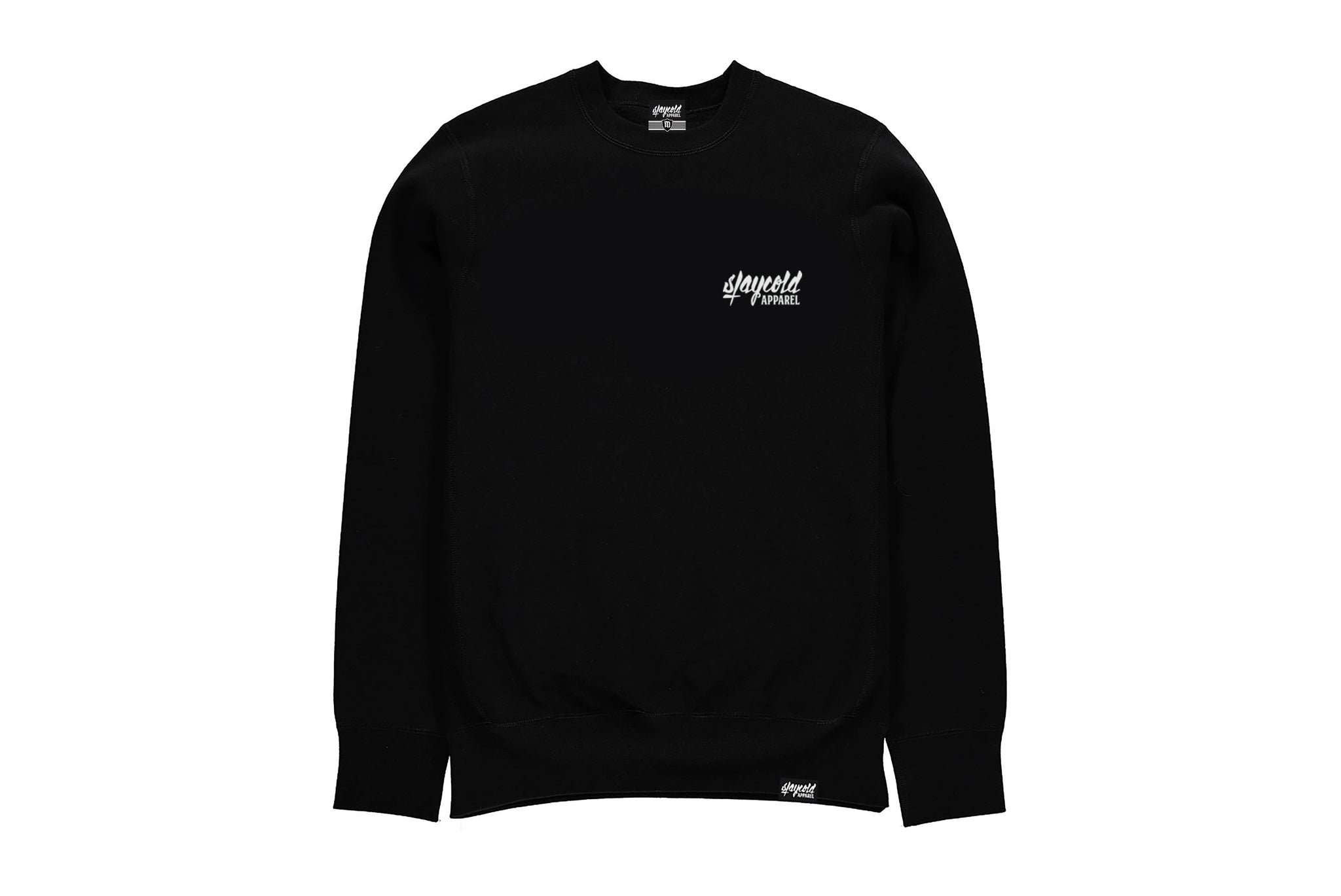 Stay Cold Everyday Crewneck Black