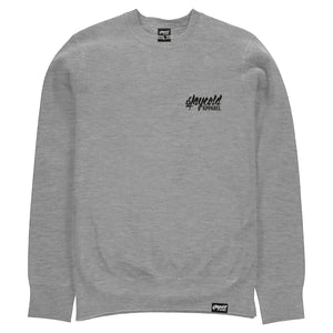 Stay Cold Everyday Crewneck Grey