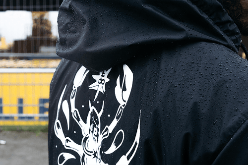 Scorpio Sting Windbreaker