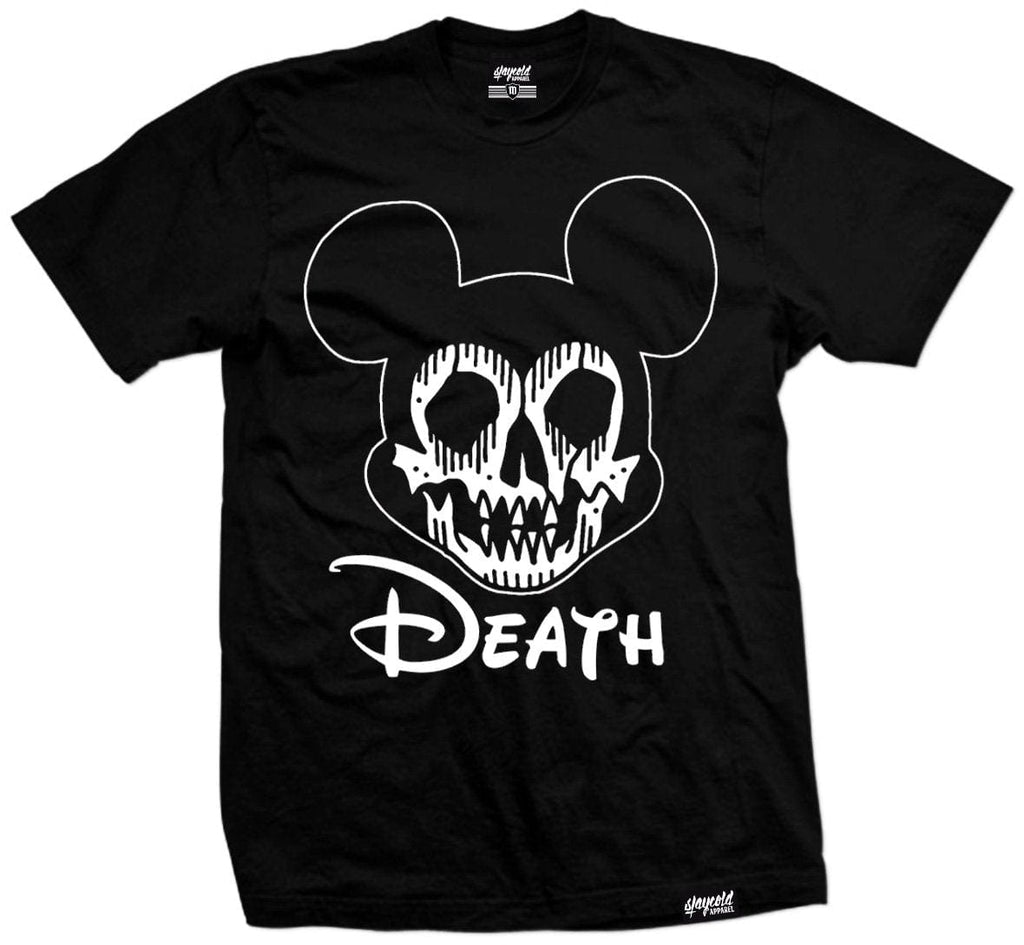 Mortem Mouse Tee