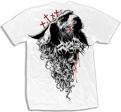 DEATH AND MISERY TEE